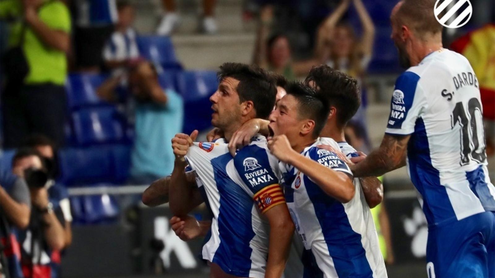 Alabès-Espanyol, la Lliga en directe