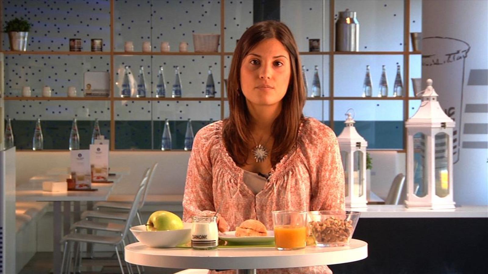 Criatures: Què els pots fer per esmorzar i berenar?