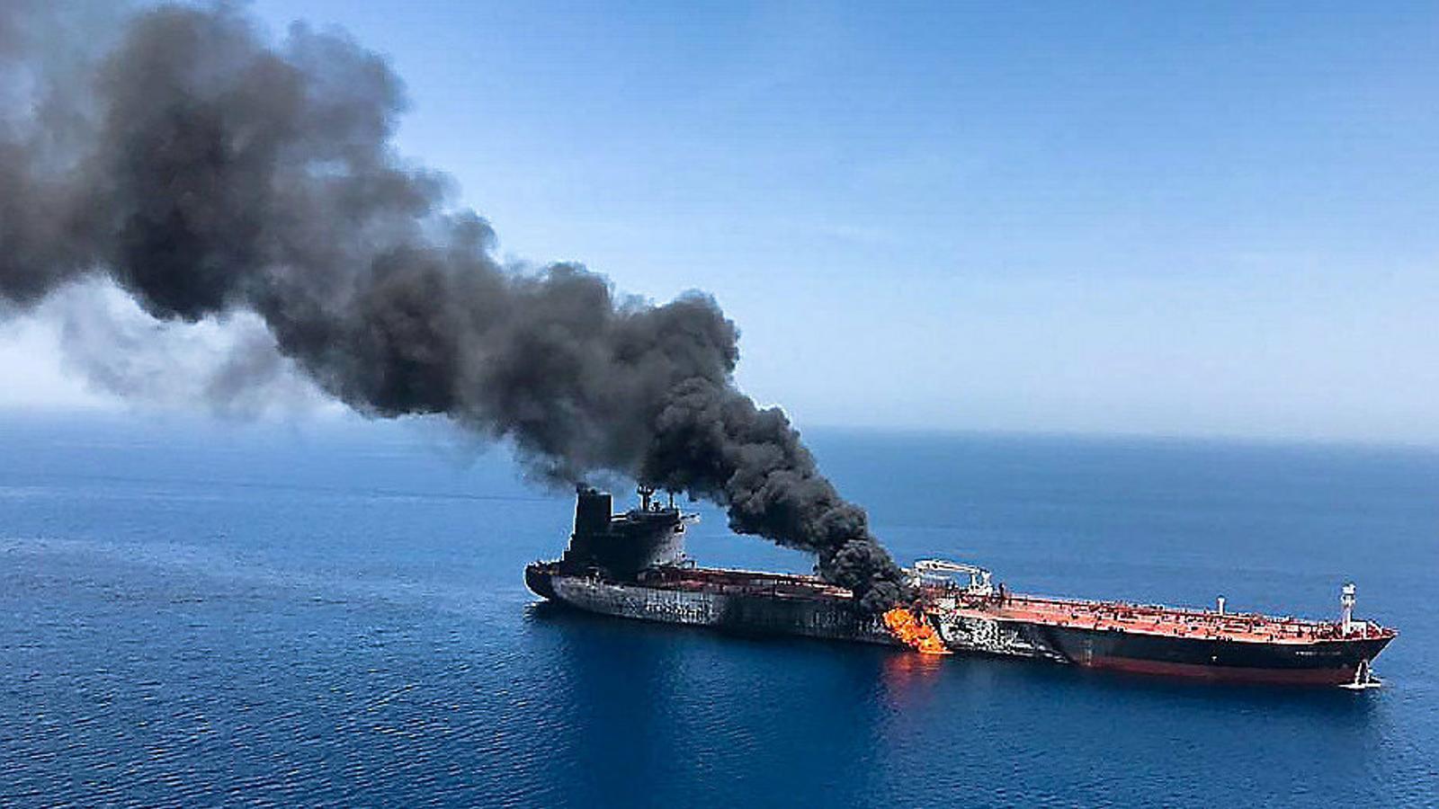 Els EUA insisteixen que l'Iran va atacar els dos petroliers