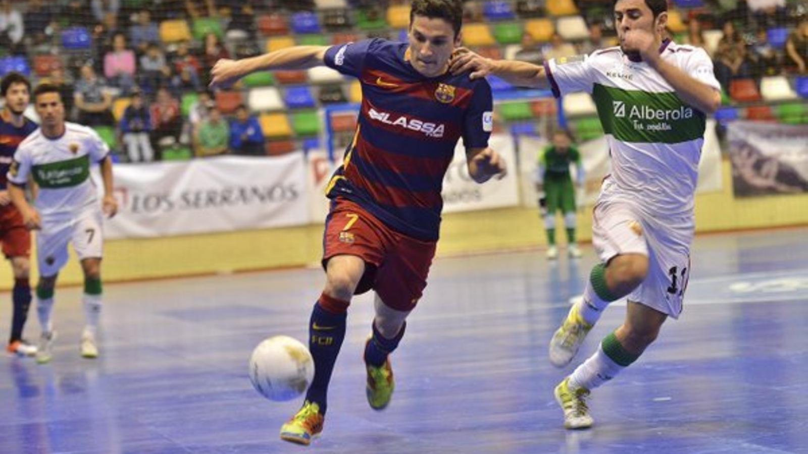 El Barça Lassa disputarà la Futsal Internacional Cup el proper mes de juny