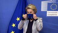 La UE prepara una demanda contra AstraZeneca pels incompliments en les entregues de la vacuna