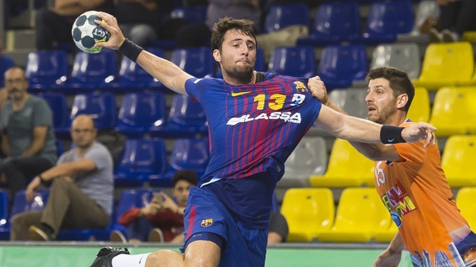 Aitor Ariño disputarà finalment l'Europeu de Croàcia