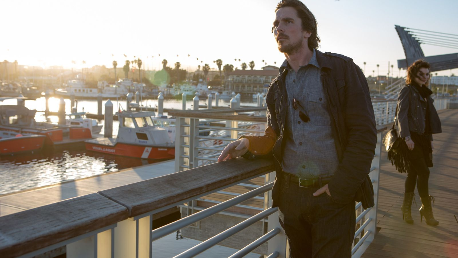 Christian Bale a 'Knight of cups'