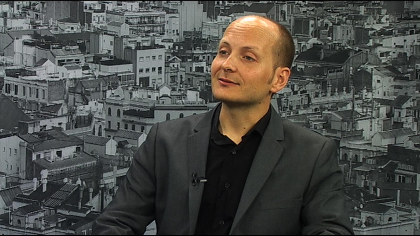 """Xavier Trepat: """"El càncer és el repte intel·lectual més gran que pot tenir un investigador"""""""