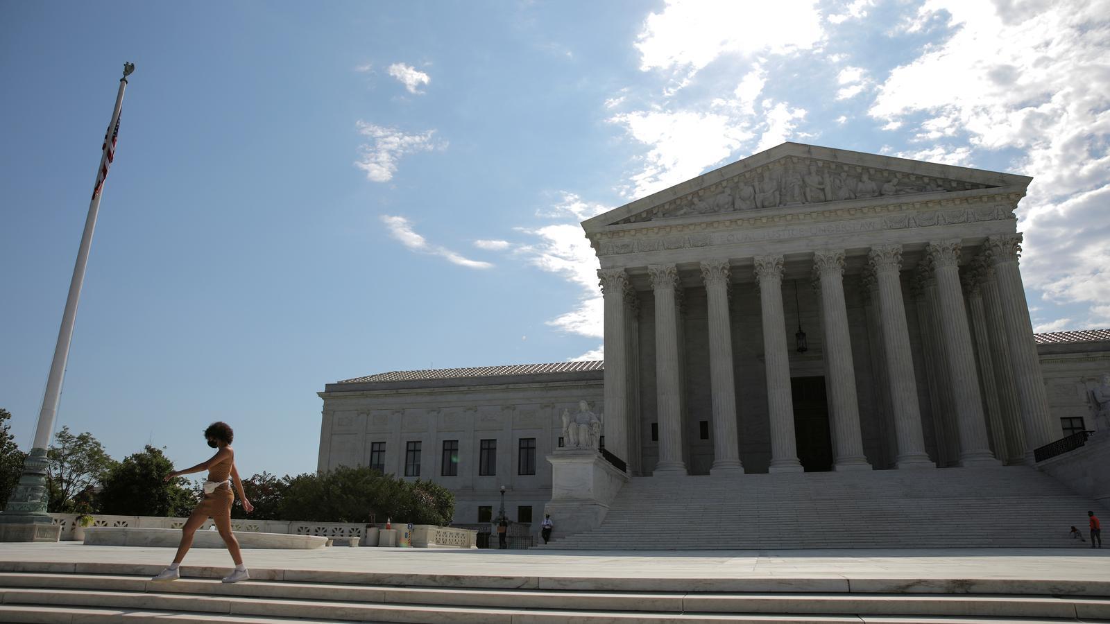 Seu del tribunal Suprem dels Estats UNits.