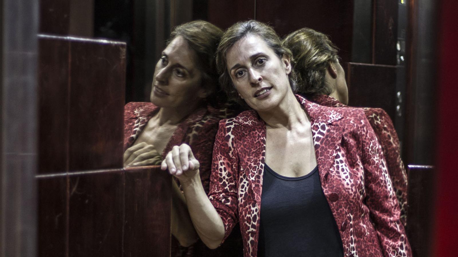 """Clara Segura: """"Si hi ha tercera temporada vull negociar un dia de felicitat per a la Sara Grau"""""""