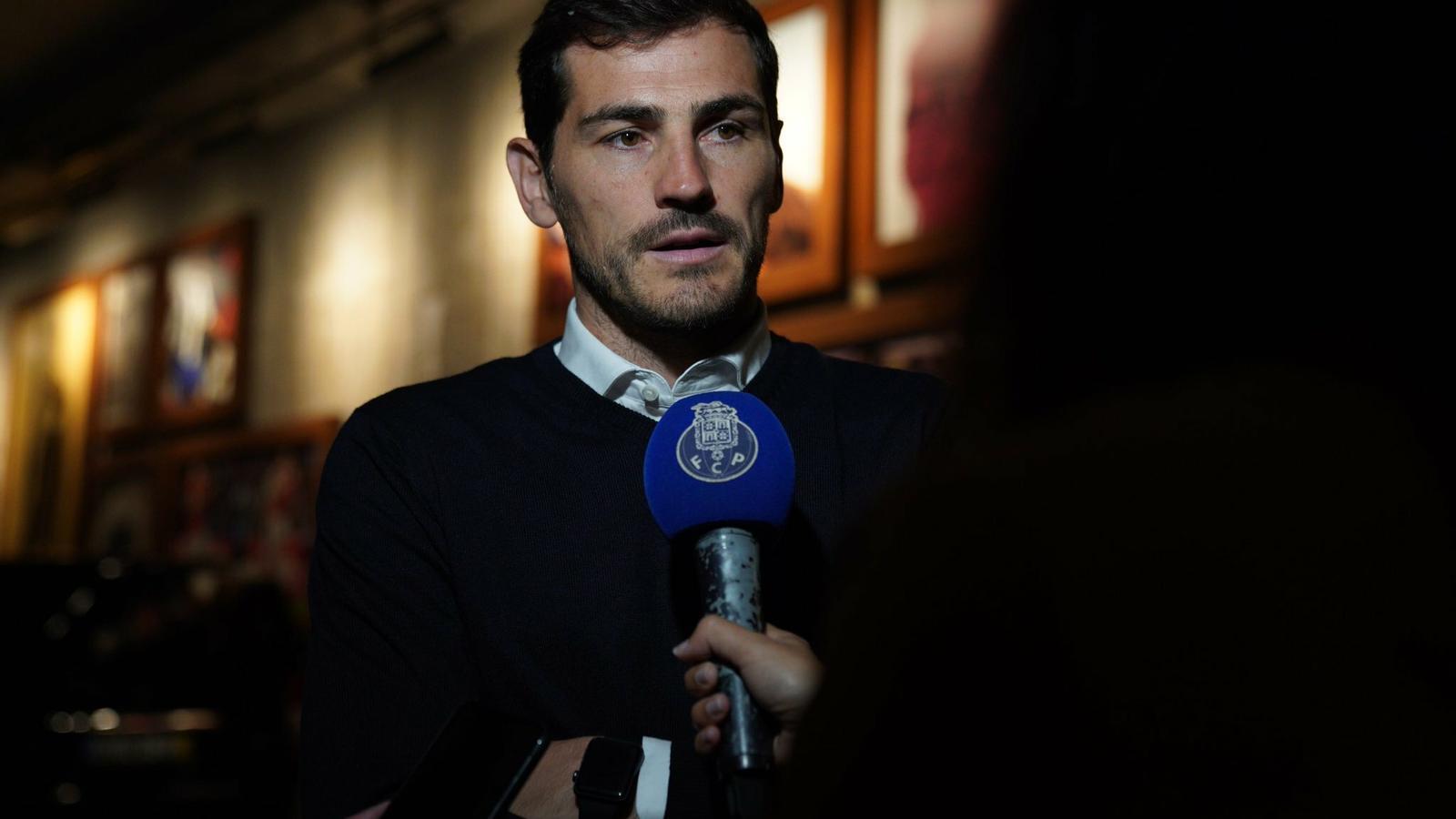 Tebas vol que Iker Casillas competeixi amb Rubiales per la presidència de la Federació Espanyola de Futbol