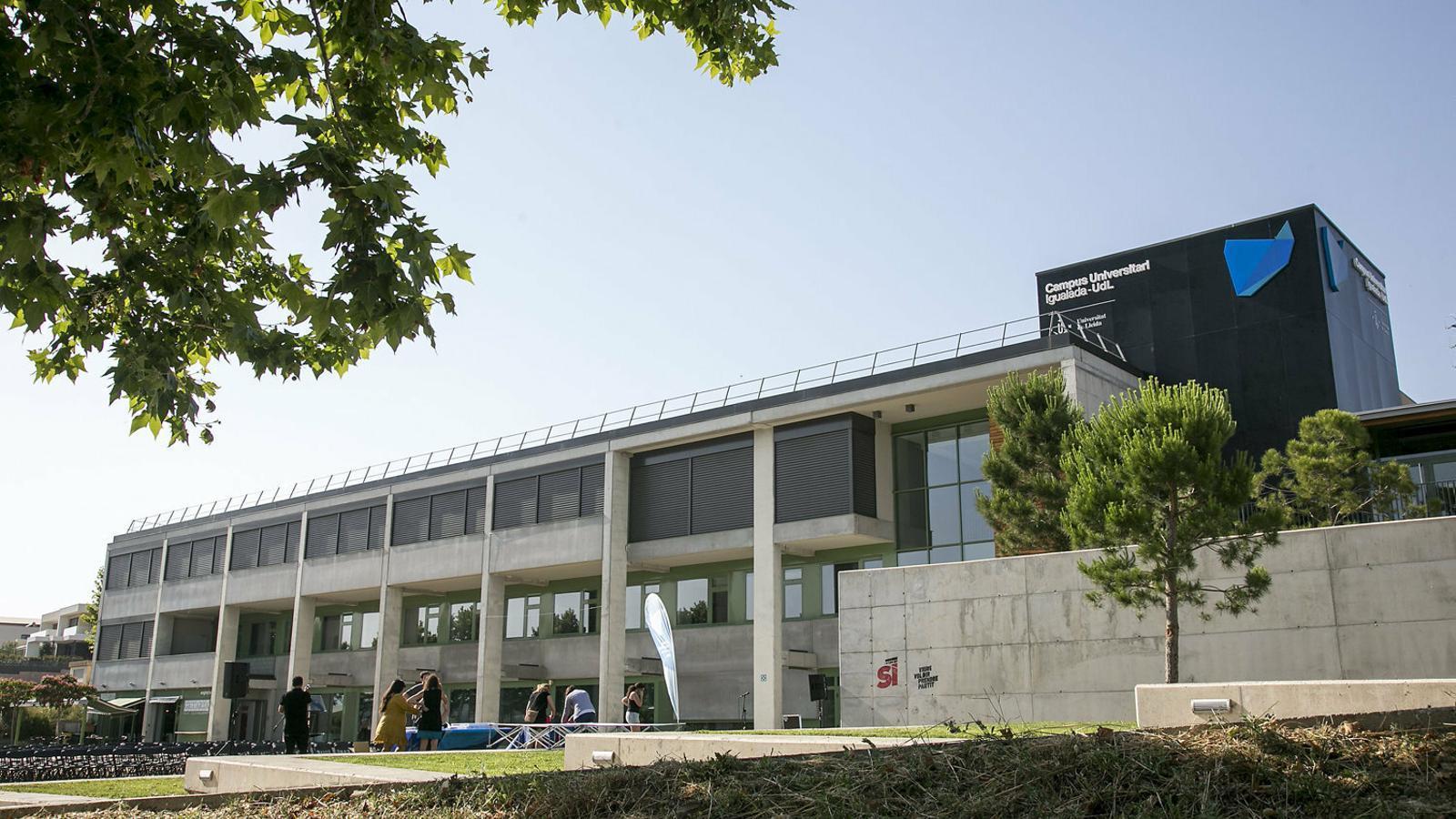 El campus de la UPC a Igualada va ser investigat per factures dubtoses