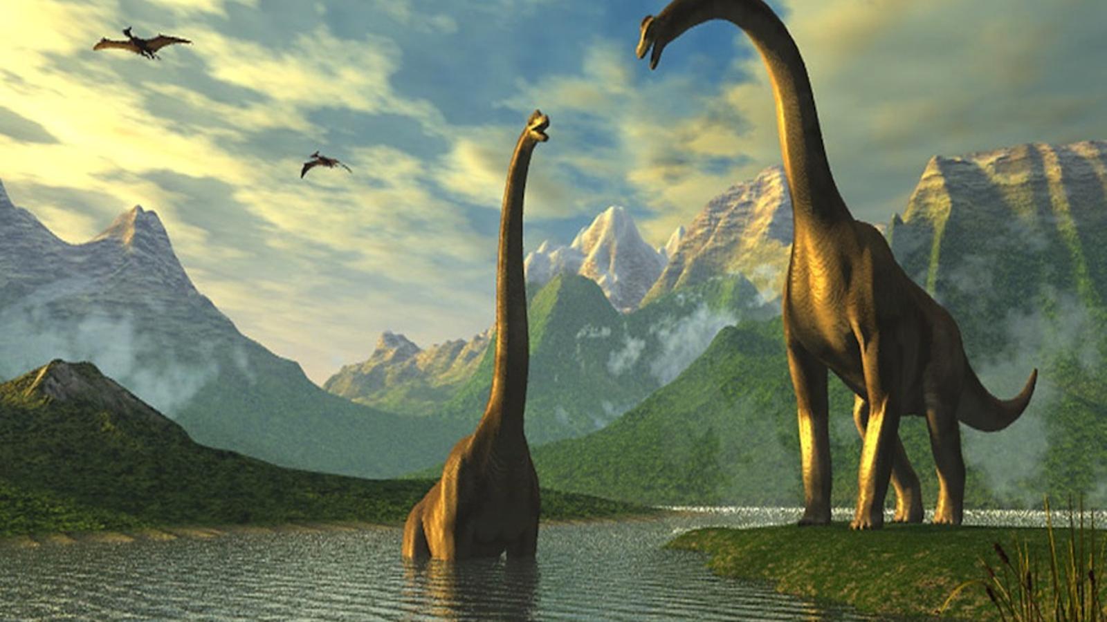 L'estudi conclou que els dinosaures van ser víctimes d'una mala sort colossal