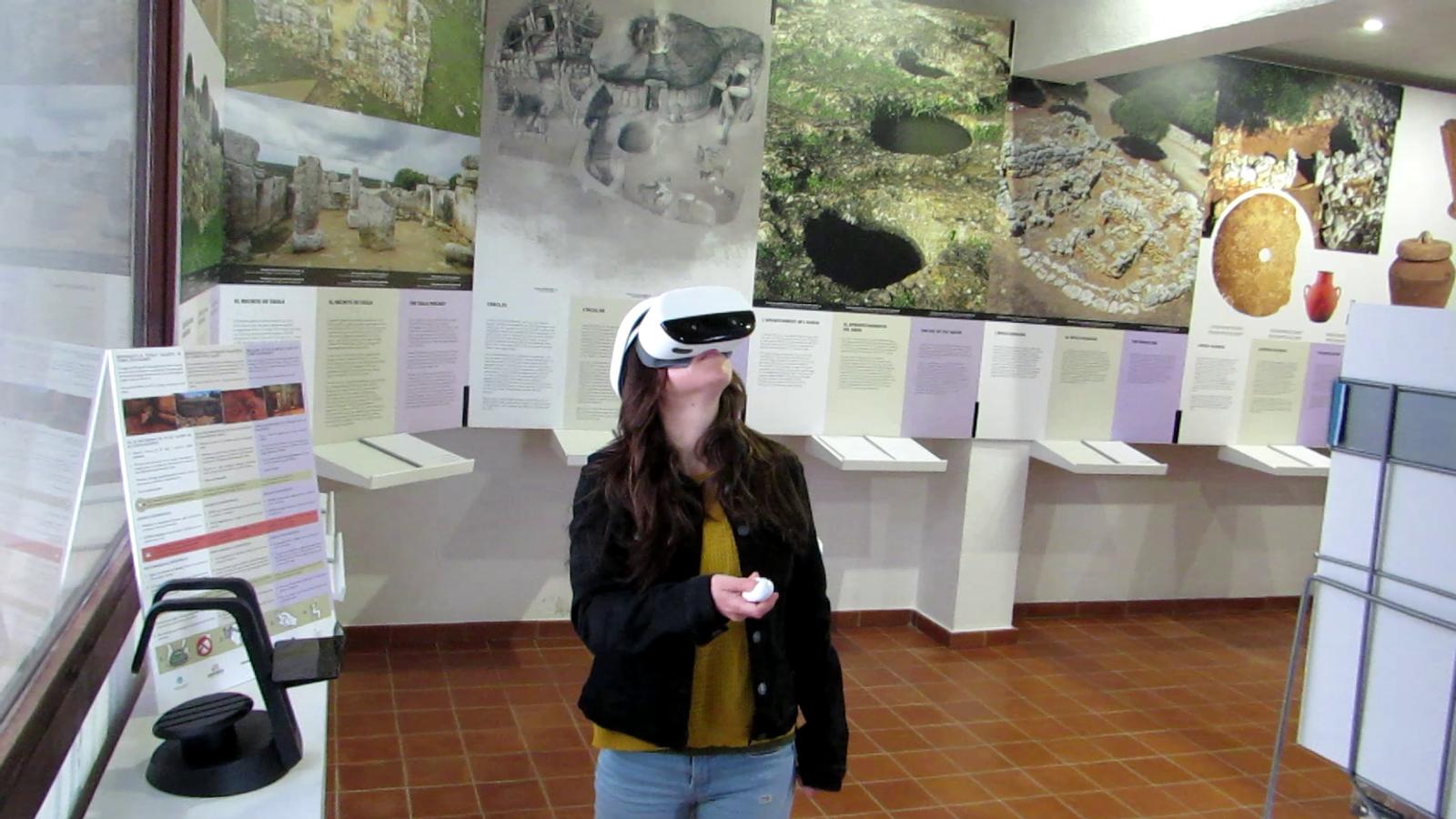 Els usuaris podran viure una experiència virtual gràcies a l'arribada de les noves tecnologies comunicatives.