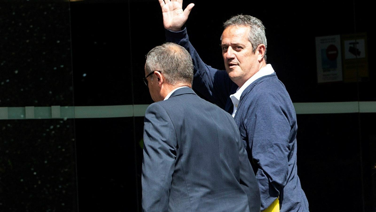 Forn no podrà anar de l'Ajuntament a la Generalitat després de la investidura