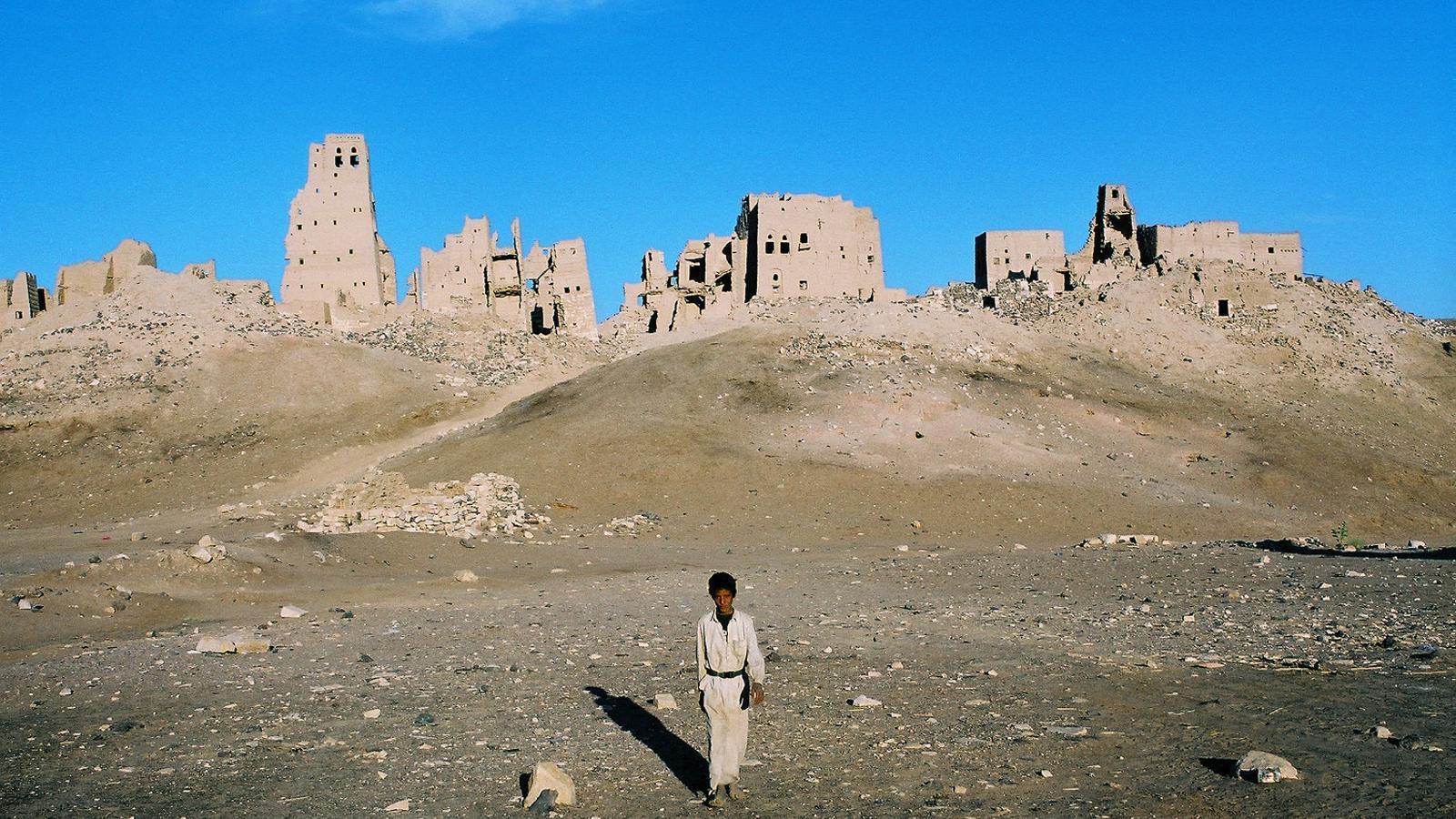 El Iemen, la bellesa aniquilada