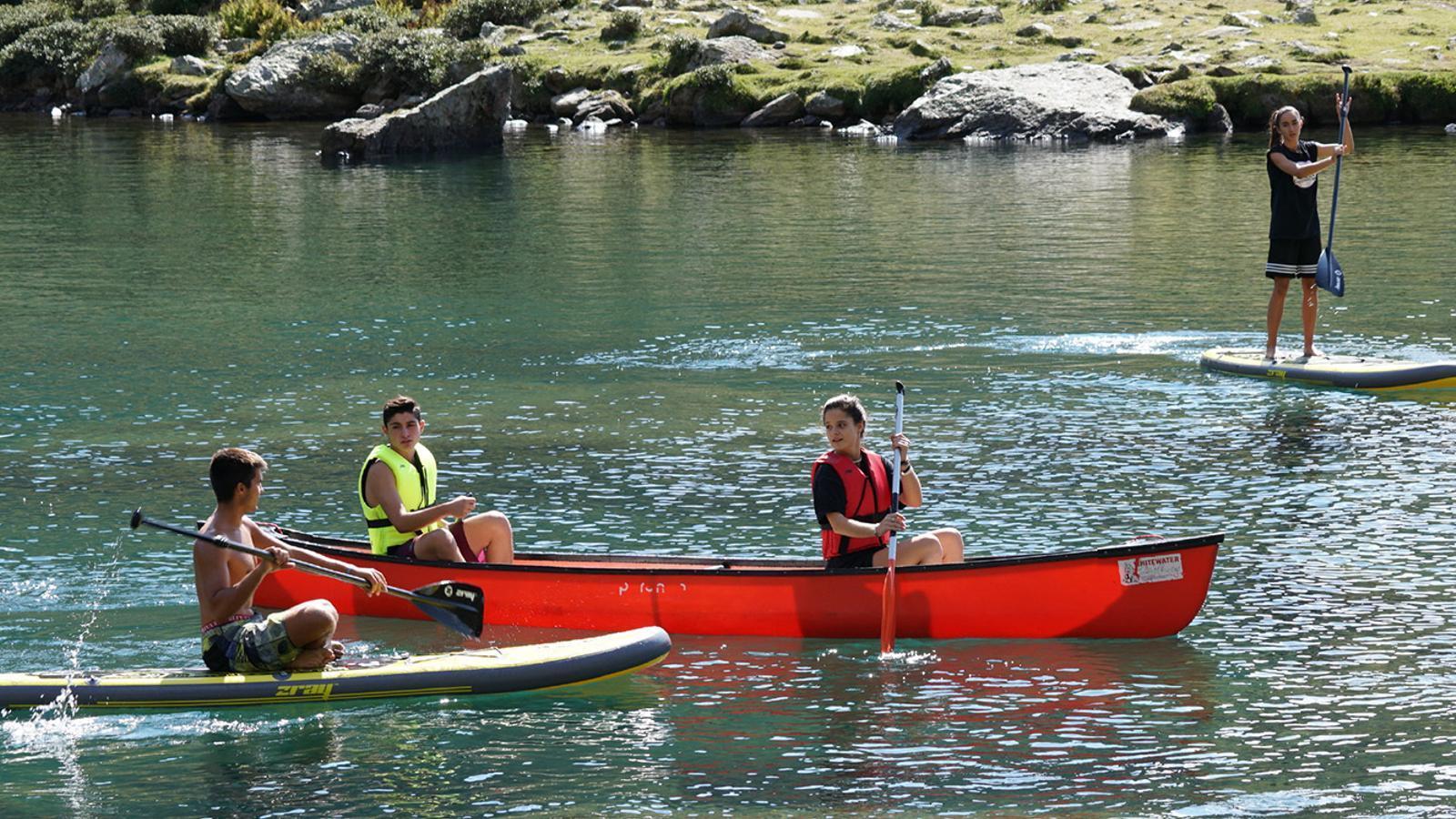Una de les activitats d'aquest estiu a Vallnord-Ordino Arcalís. / VALLNORD ORDINO-ARCALÍS