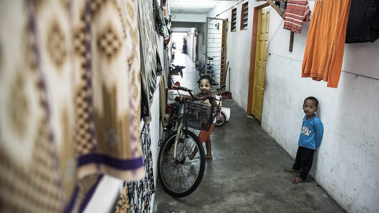 Rohingya: vivint als llimbs