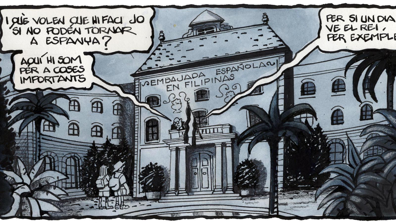 'A la contra', per Ferreres 22/03/2020