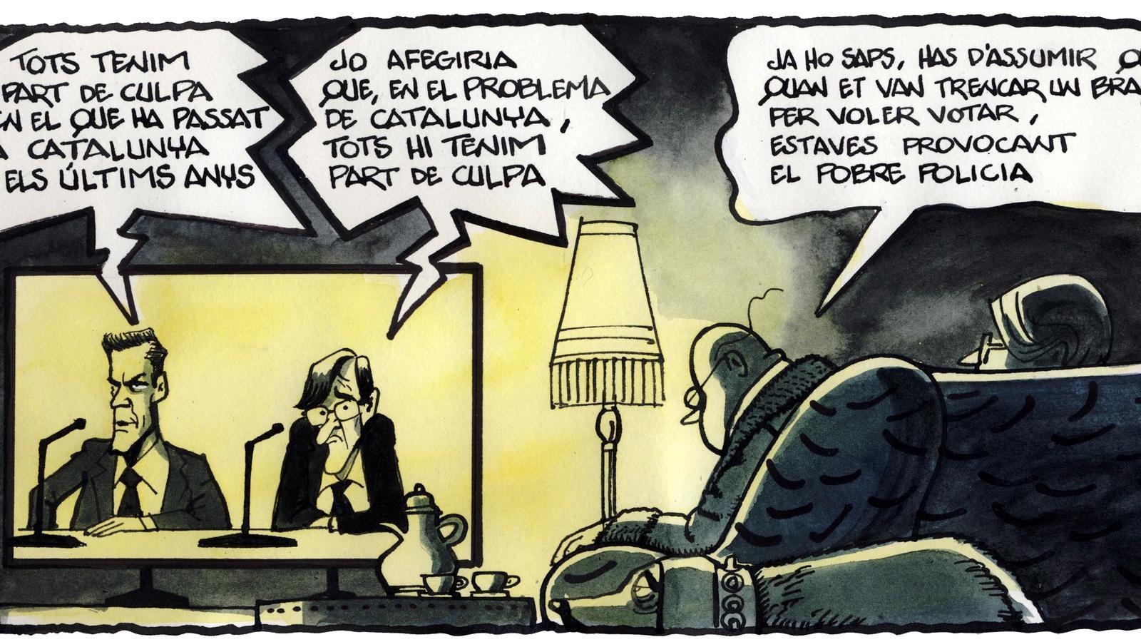 'A la contra', per Ferreres 07/01/2021