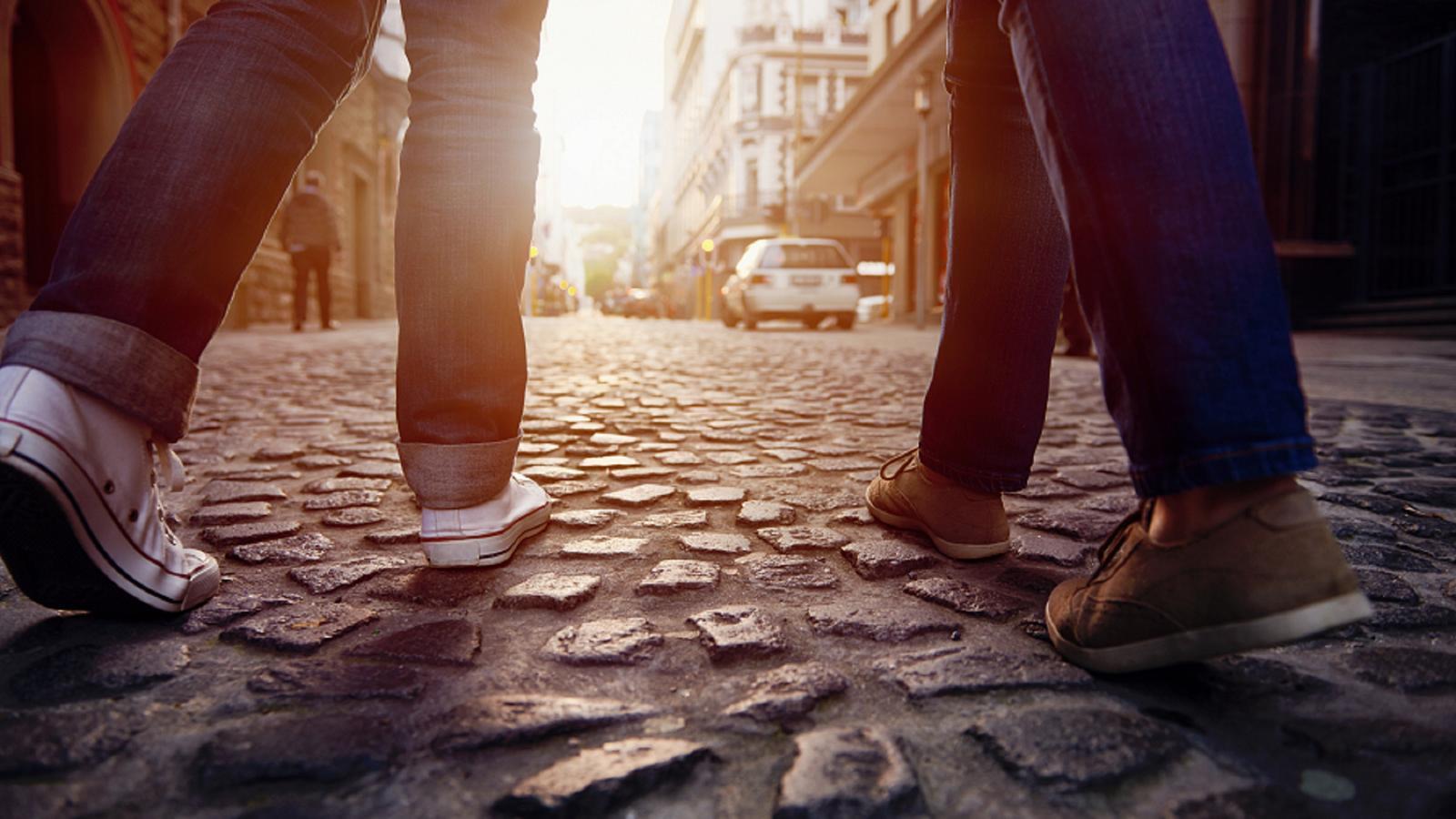 Anar ben calçat és fonamental per caminar molt / GETTY