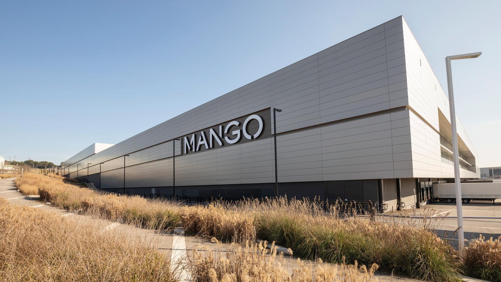 Mango inverteix 230 milions en el seu nou centre logístic de Lliçà d'Amunt