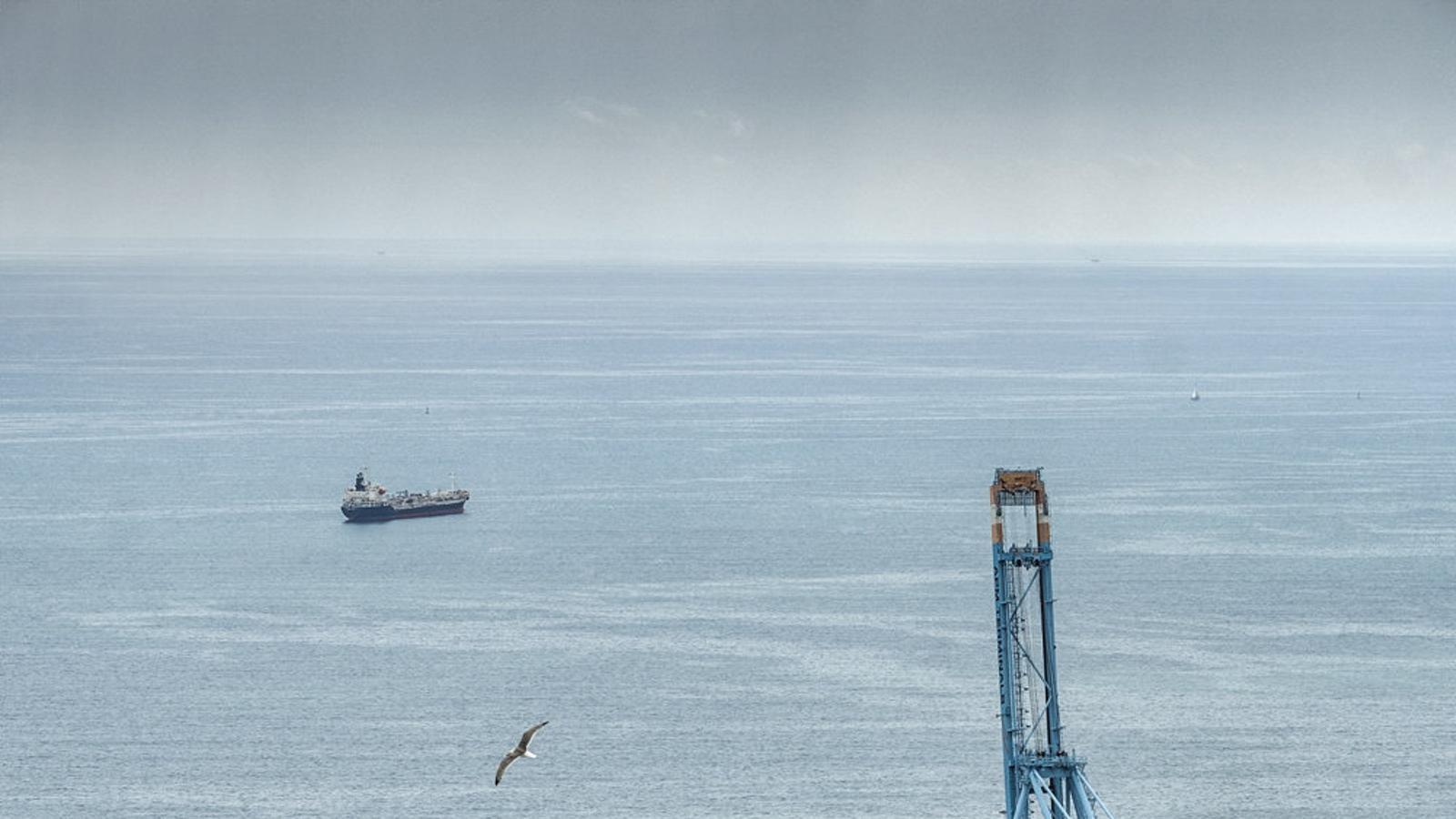El port de Barcelona ha registrat un augment del trànsit de mercaderies el novembre i desembre del 2020.