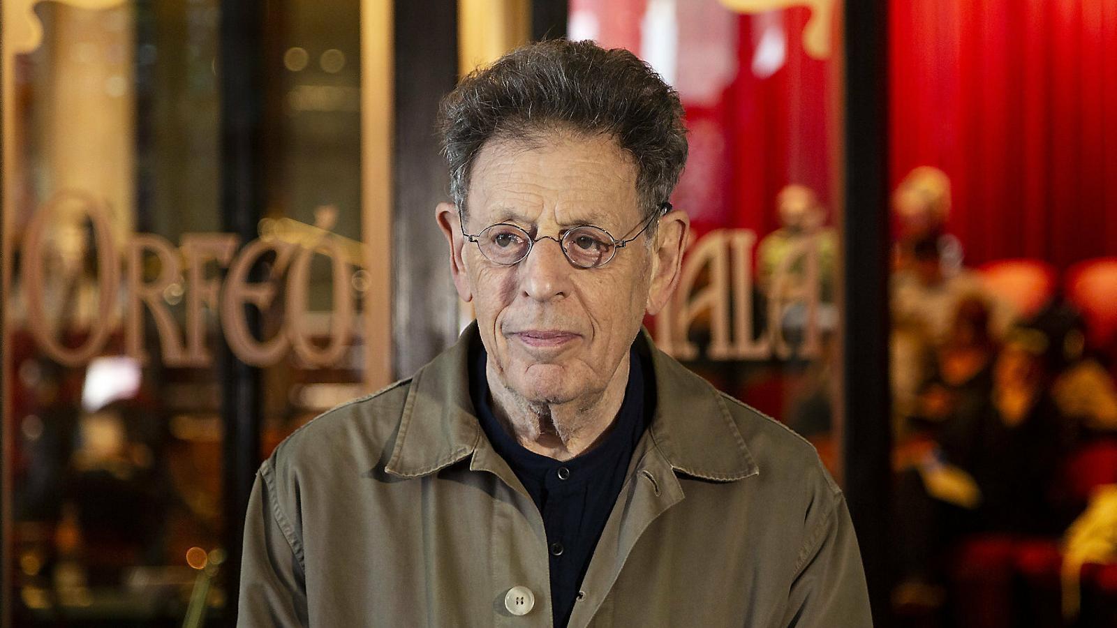 """Philip Glass recomana """"parar atenció als somnis"""""""