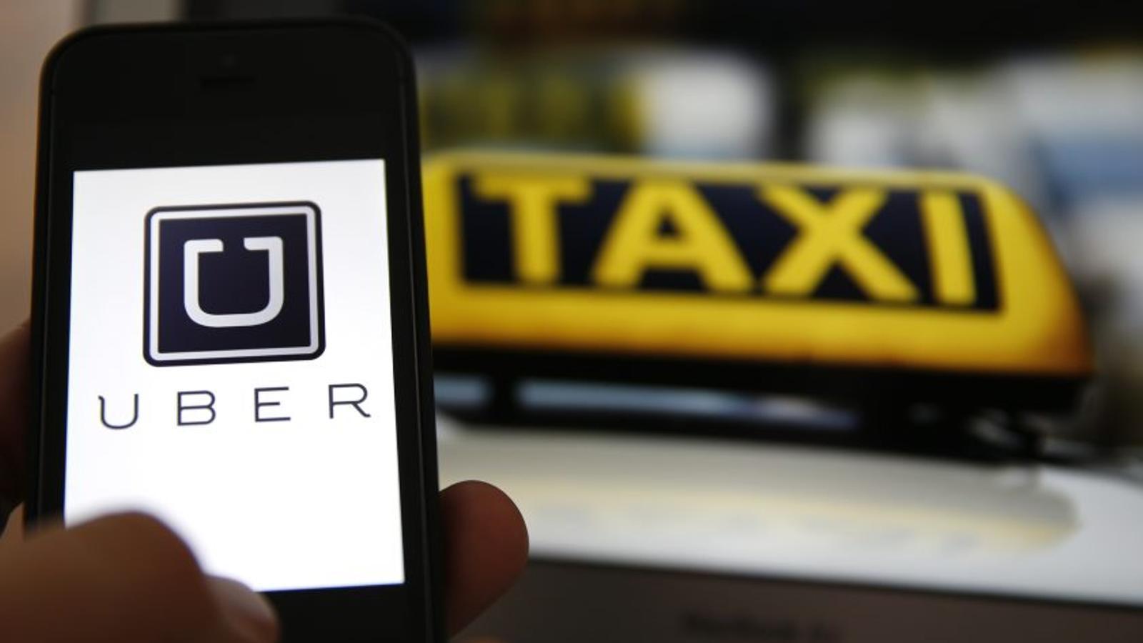 Uber i Cabify abandonen Barcelona