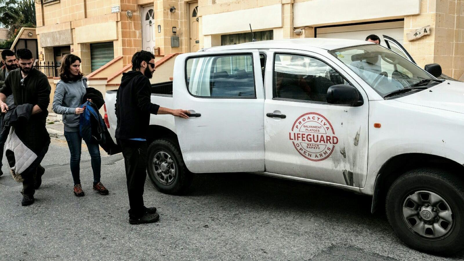 L'ARA viatja al Mediterrani, la frontera més letal