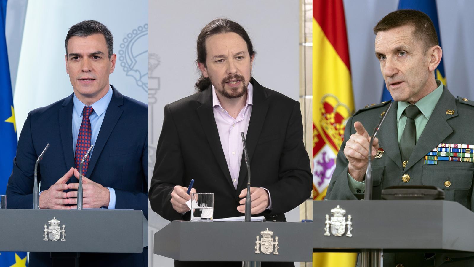 L'anàlisi d'Antoni Bassas: 'L'error va ser militaritzar la imatge del govern espanyol'