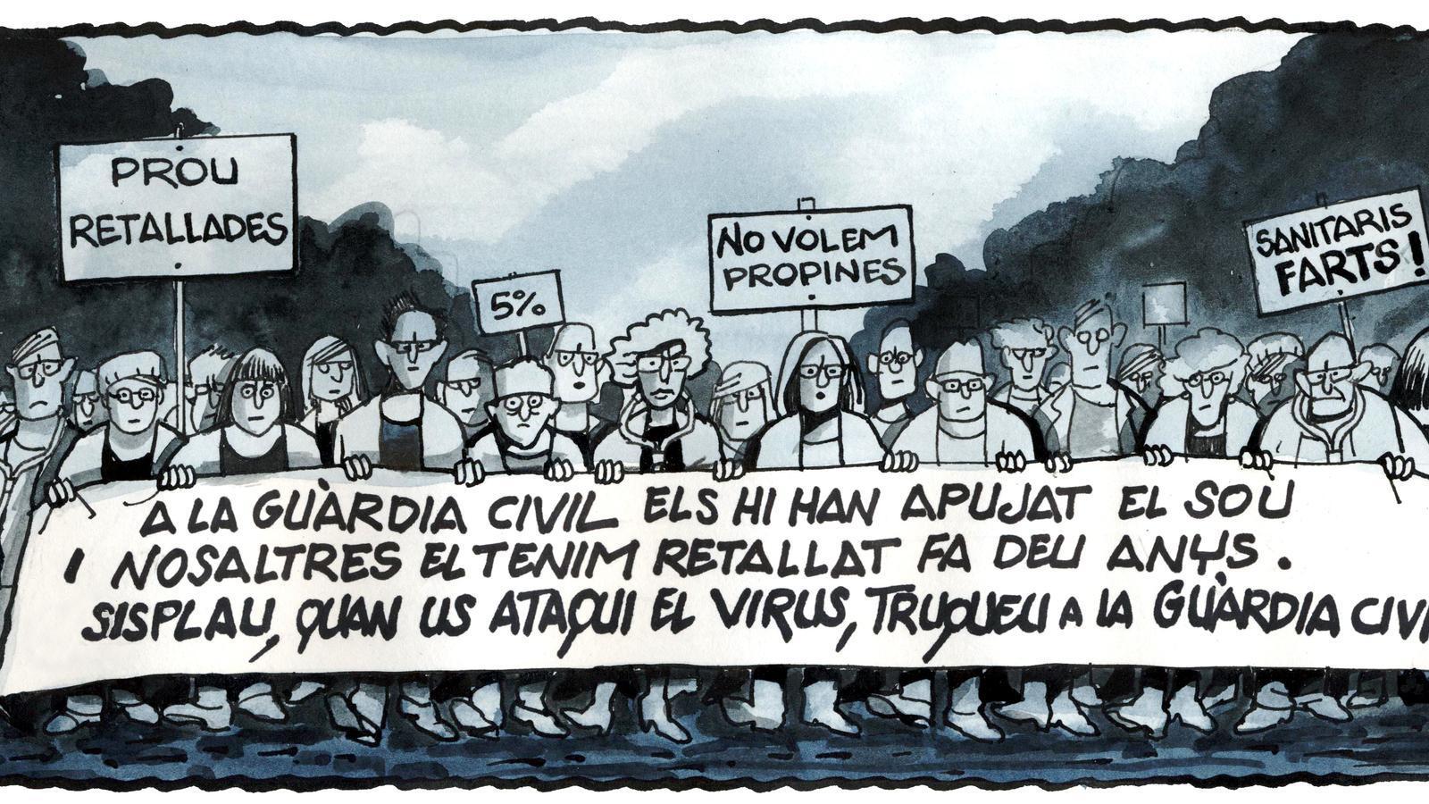 'A la contra', per Ferreres 26/06/2020