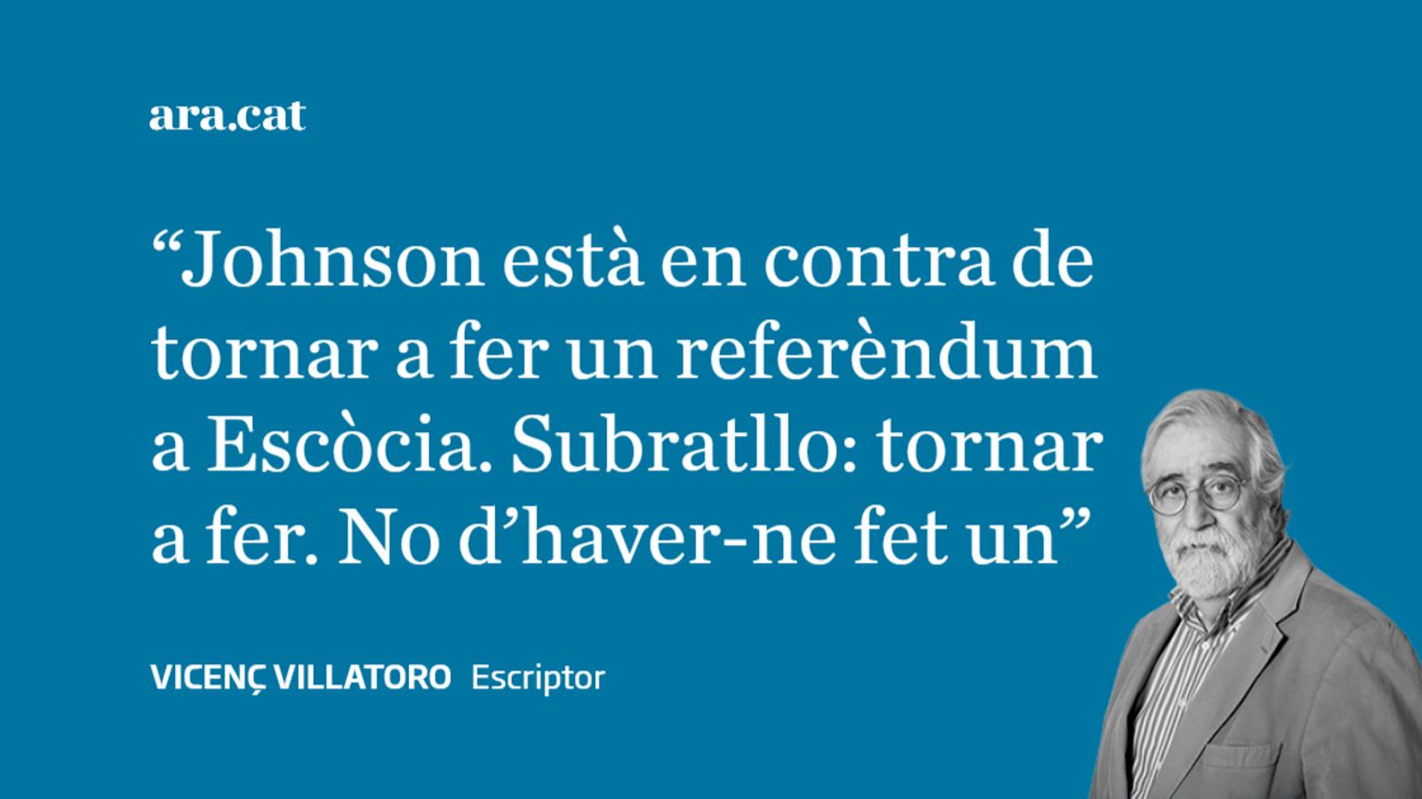 6/11: Johnson no és Rajoy