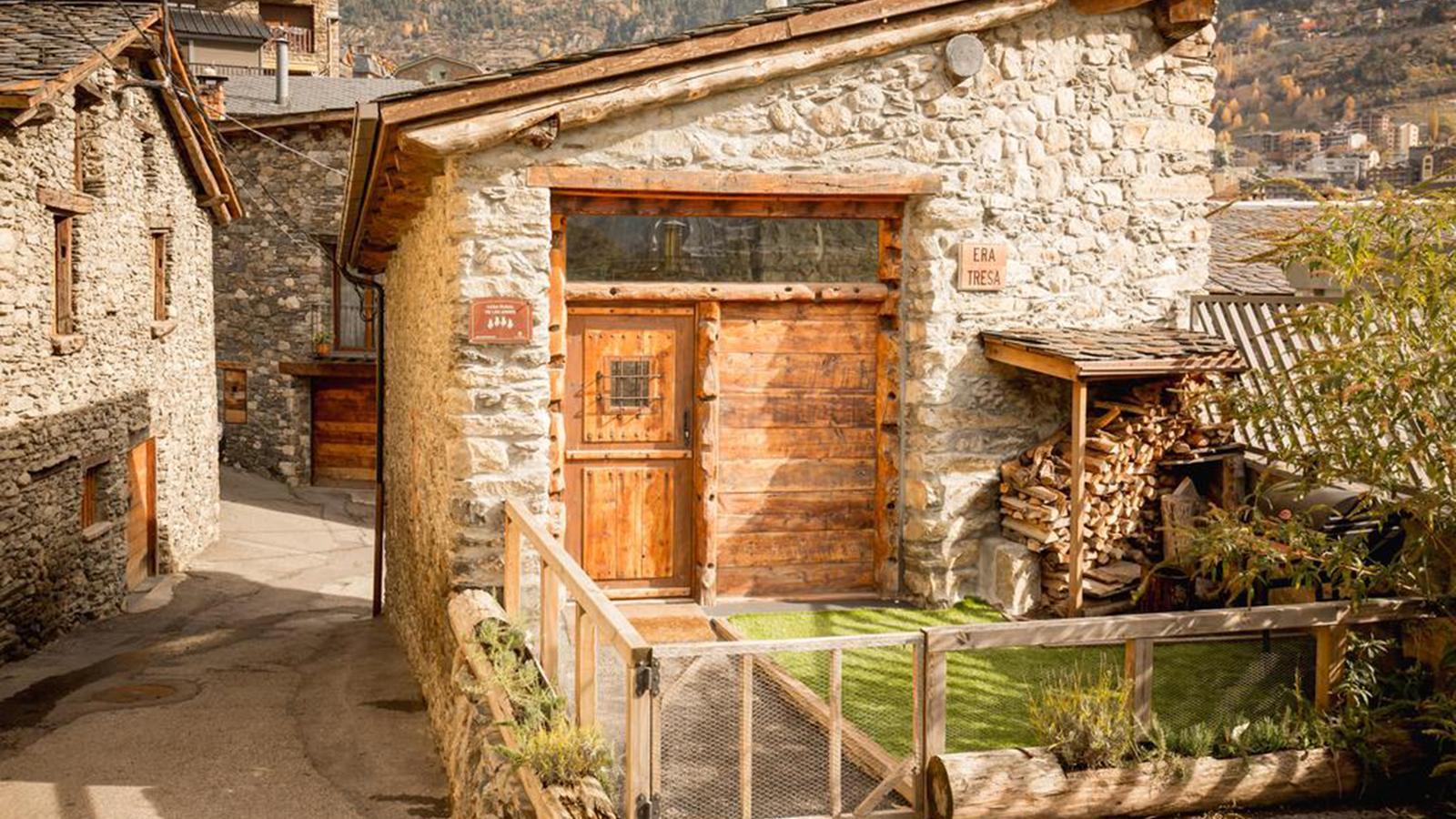La casa rural de les Arnes, a Encamp. / Booking