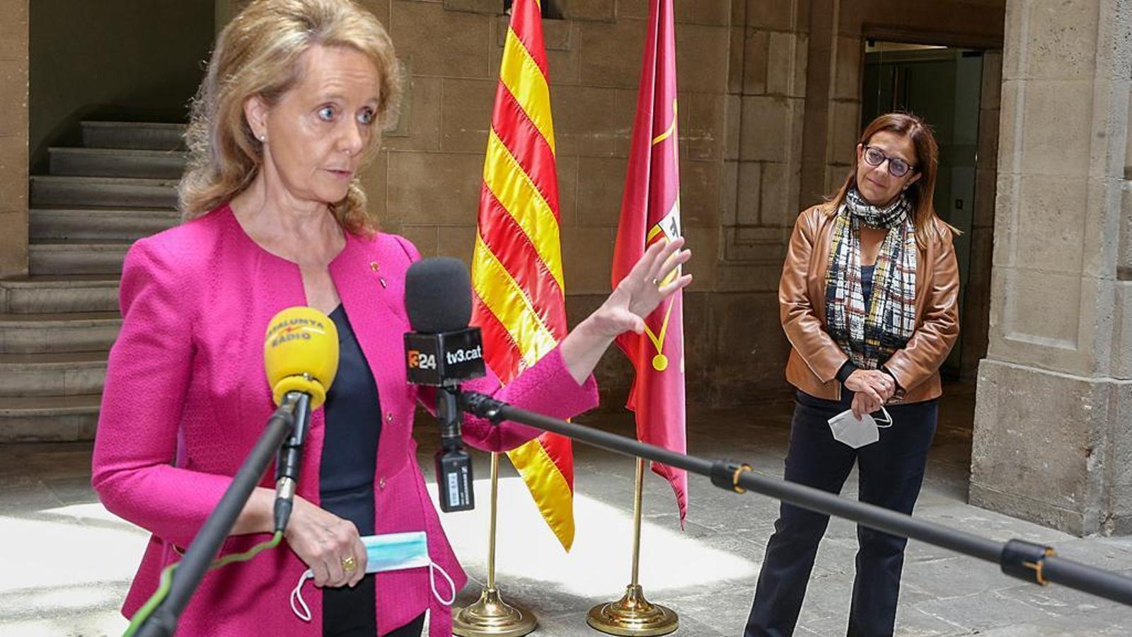 Cultura i la CCMA formalitzen l'acord per destinar 6 milions d'euros a noves produccions audiovisuals