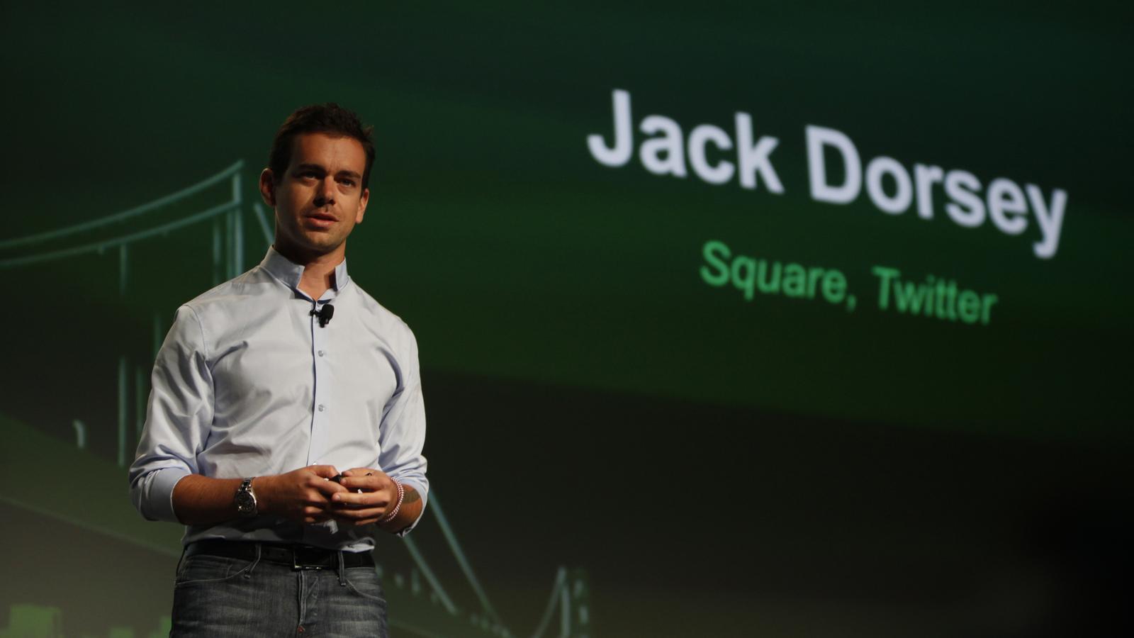 Jack Dorsey, cofundador i conseller delegat de Twitter, en una imatge del 2012.