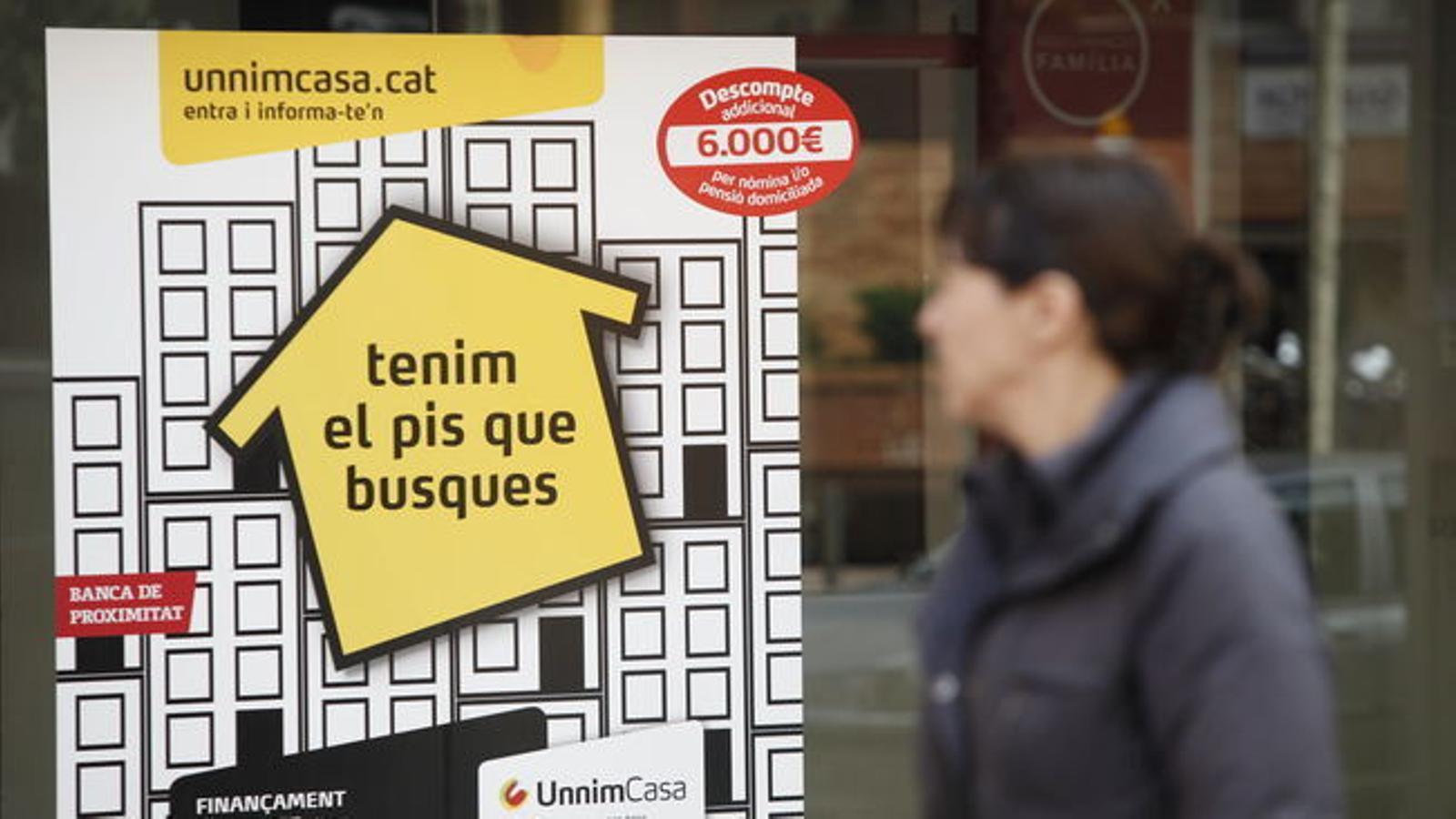Moltes hipoteques estan vinculades a l'IRPH