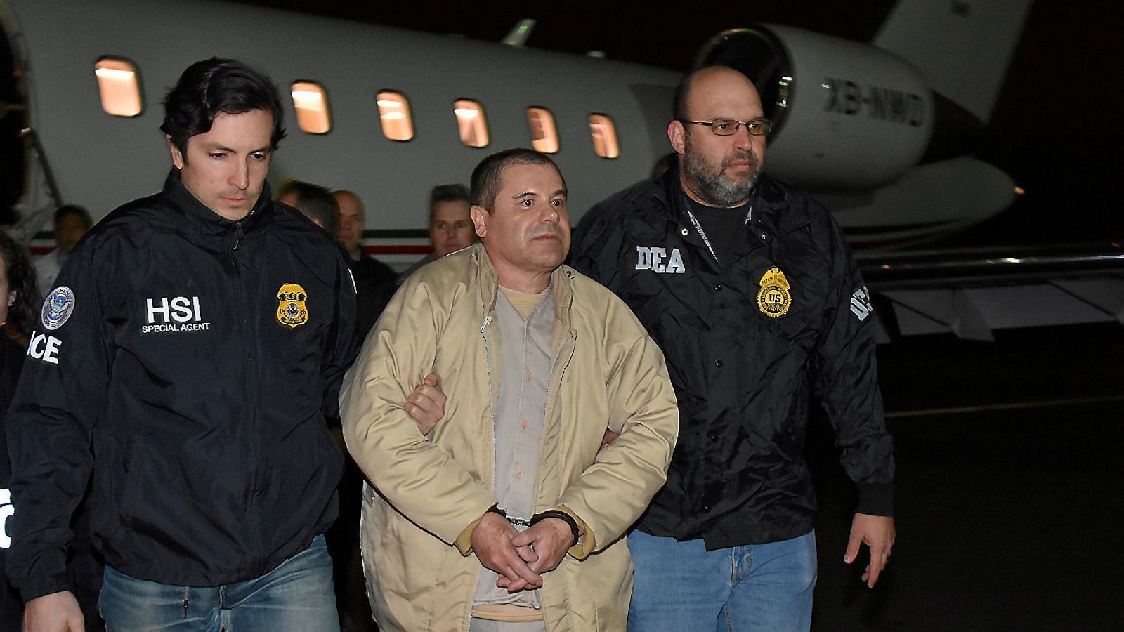 El Chapo o la intel·ligència al servei del narcotràfic