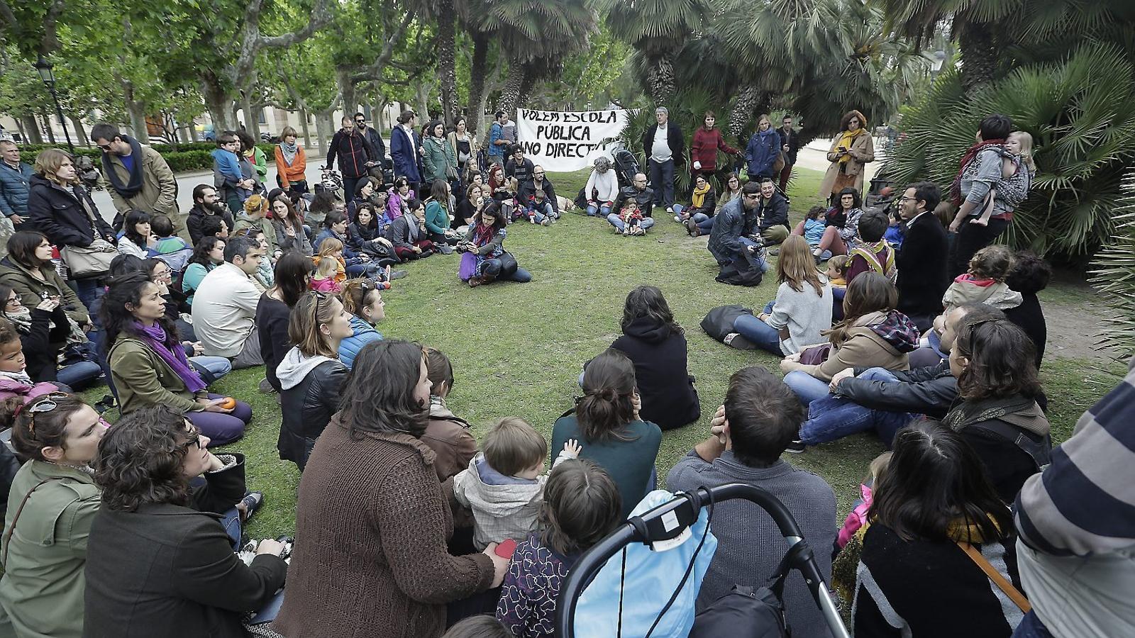 Creix la demanda d'escola pública a Barcelona