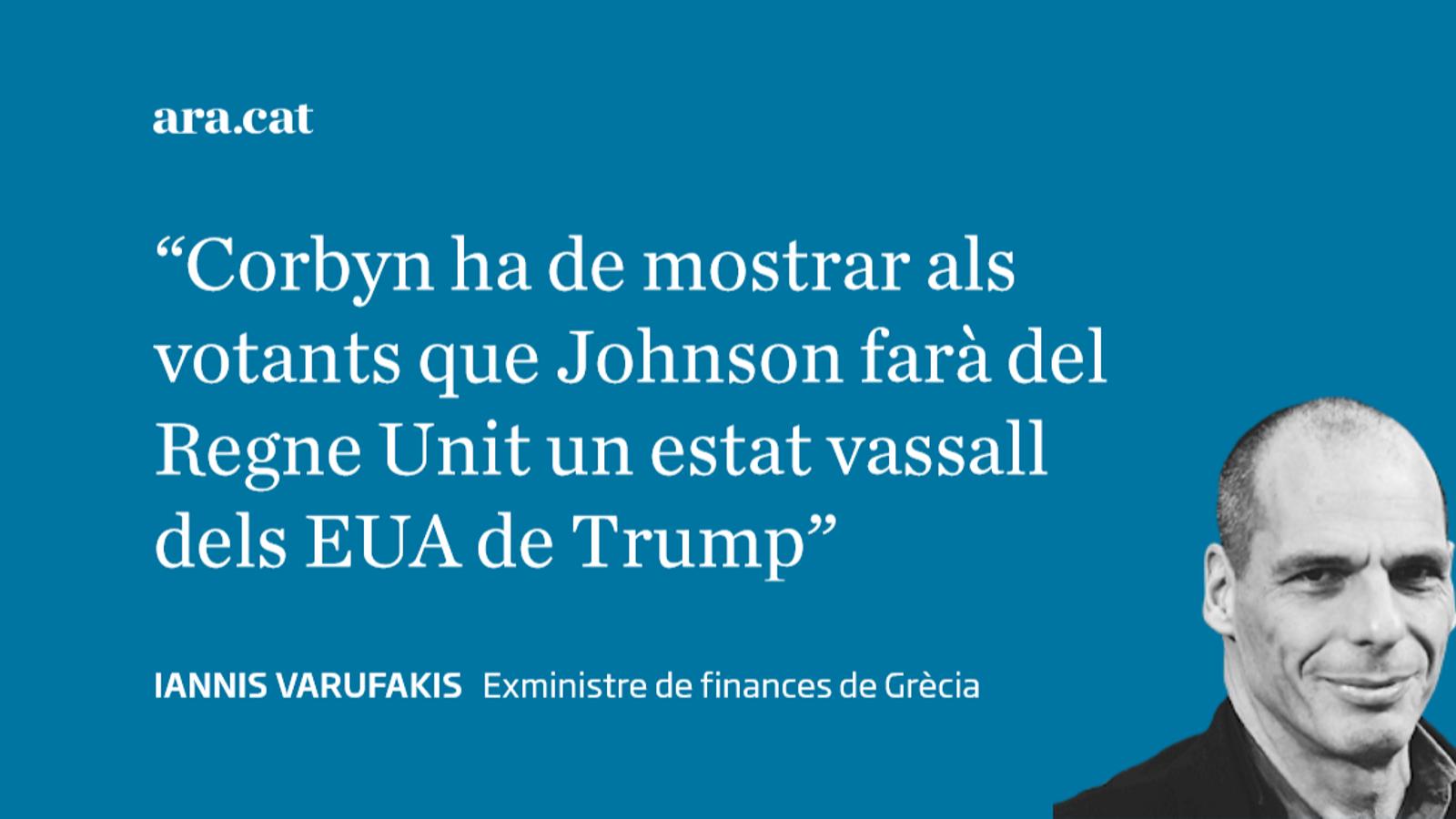 L'últim escull per a Boris Johnson