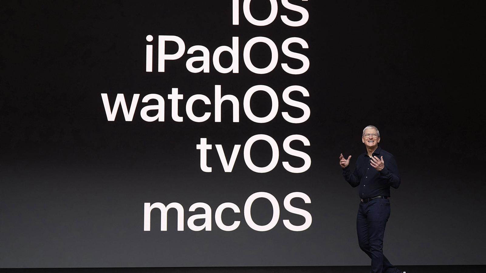 Apple posarà xips de mòbil als Mac