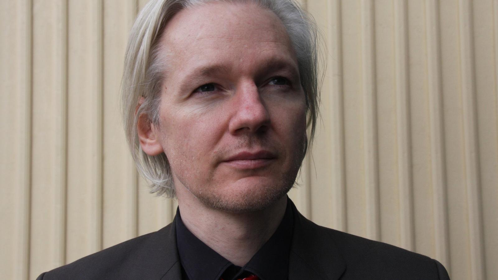 Imatge del fundador de Wikileaks, Julian Assange.