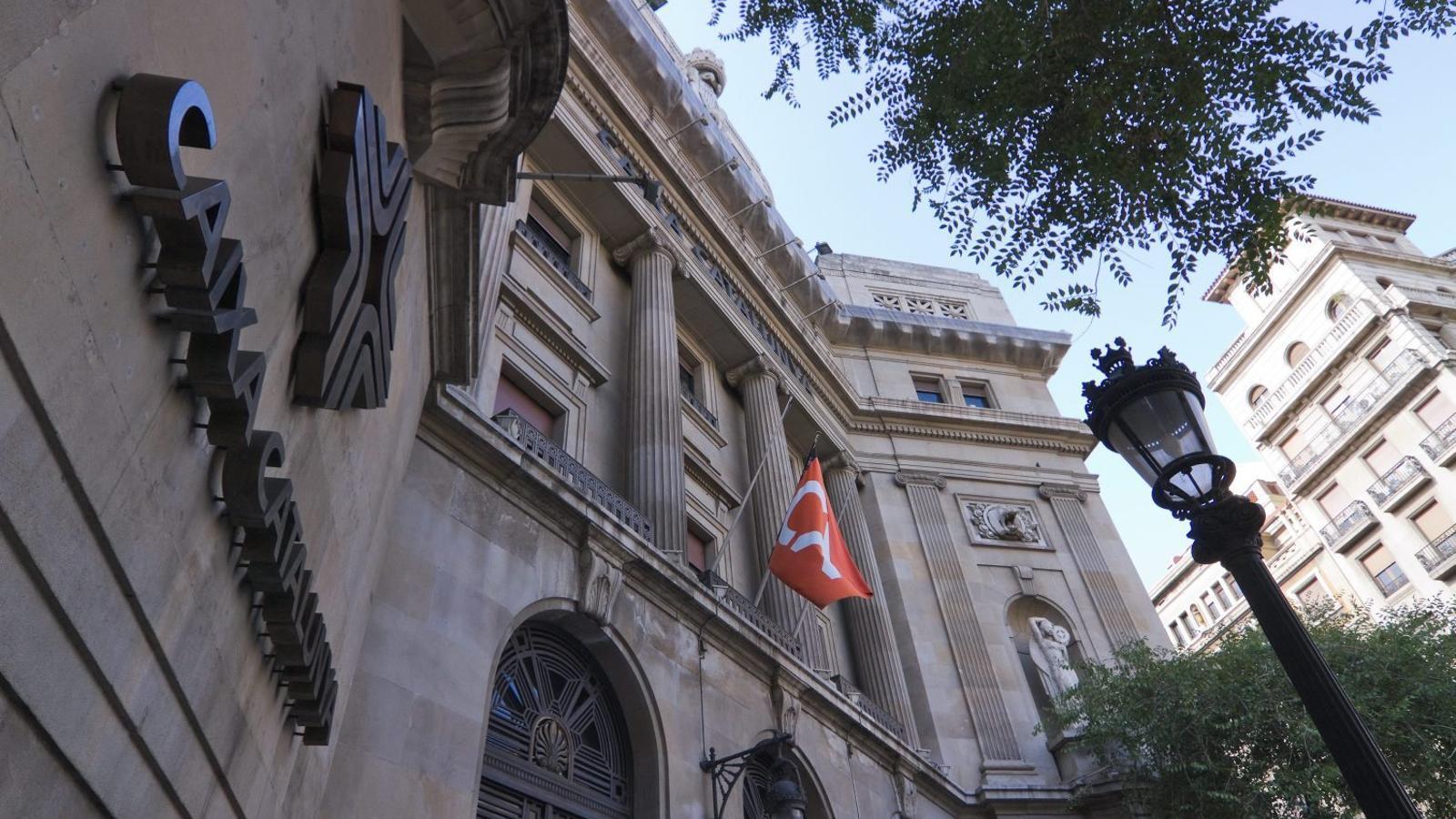El bbva acomiadar 225 treballadors de catalunyacaixa for Bbva oficines barcelona
