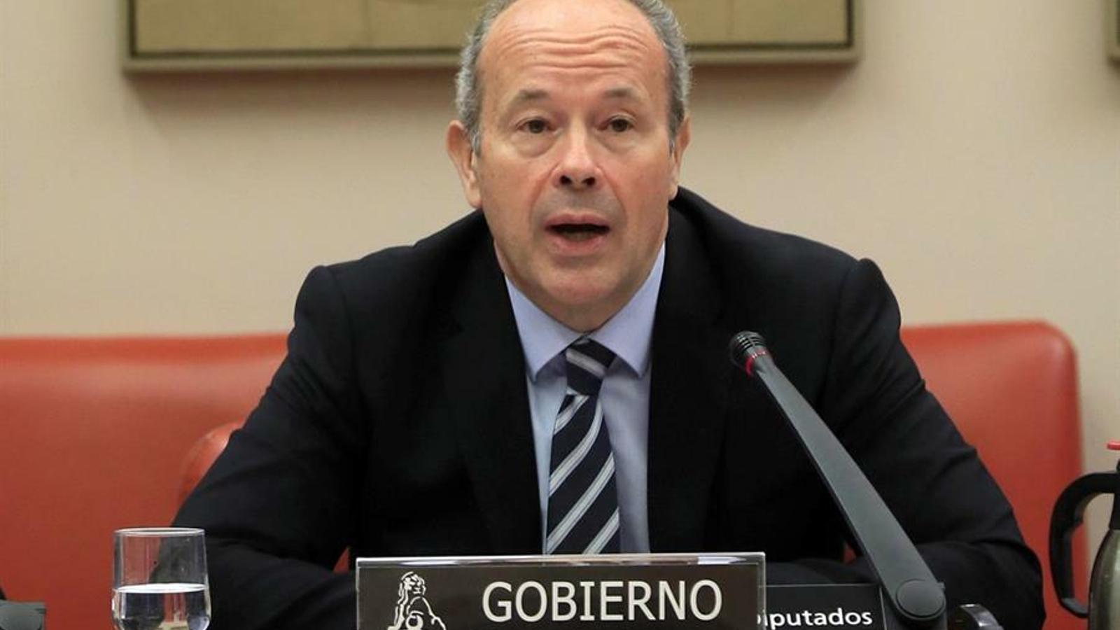 Campo nega que hi hagi un «compromís» amb ERC per reformar el delicte de sedició