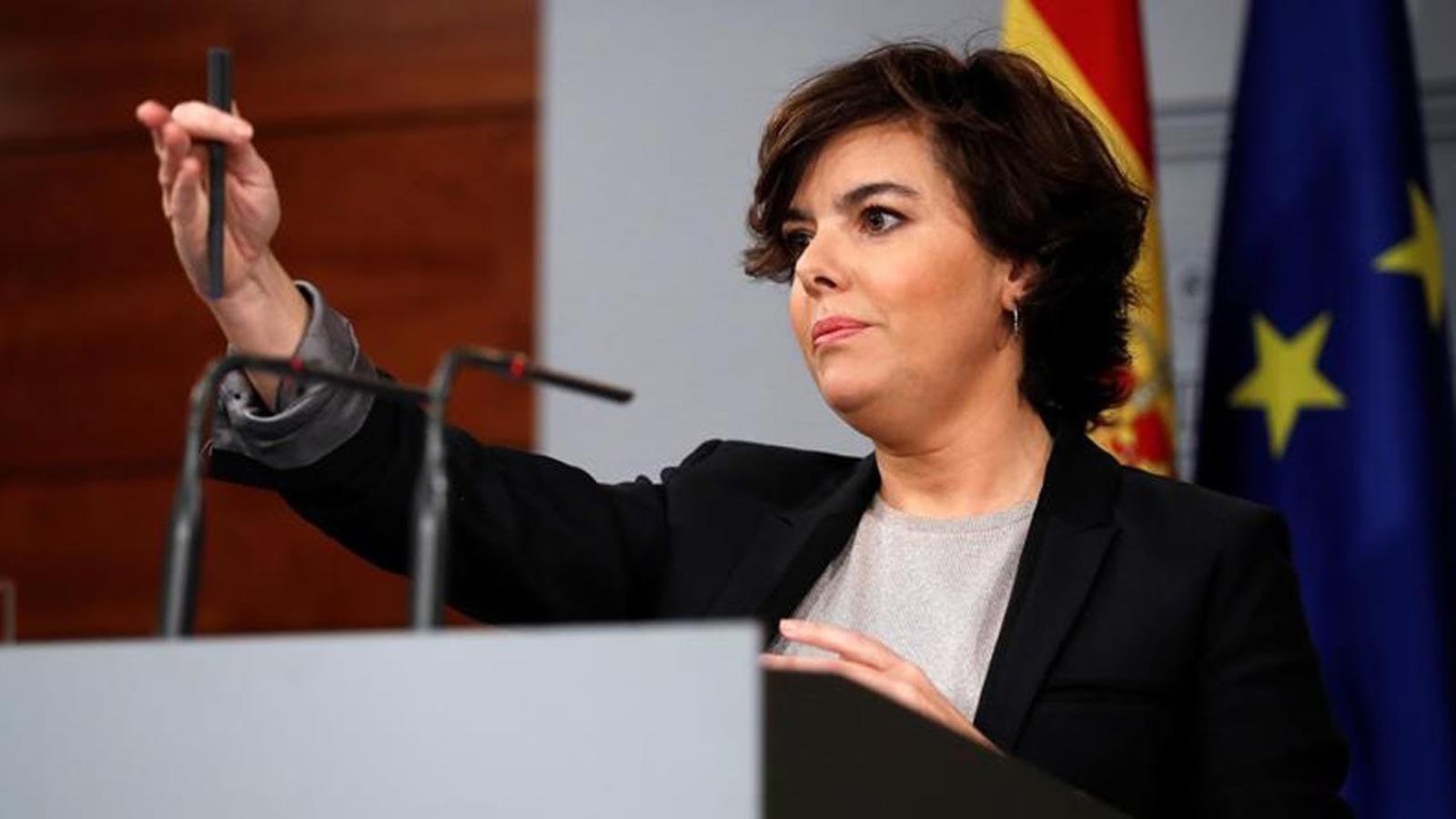 """Santamaría: """"Puigdemont té una oportunitat de rectificar, ser clar i tornar a la legalitat"""""""