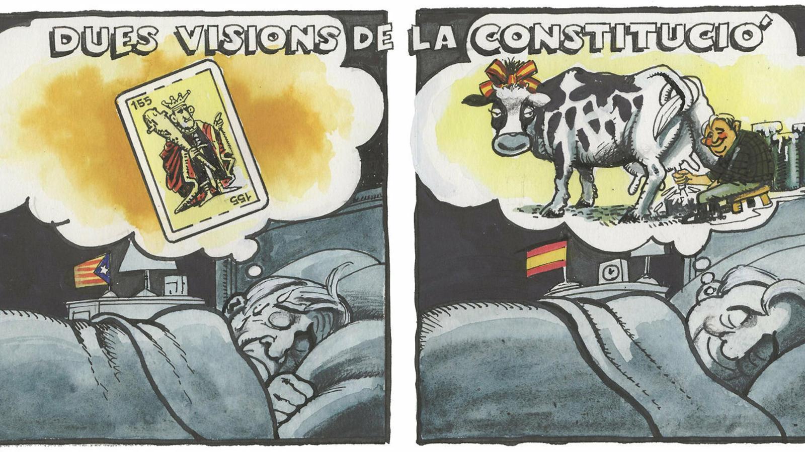 'A la contra', per Ferreres 21/10/2019