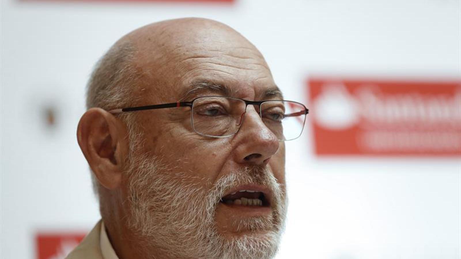 José Manuel Maza en una imatge d'arxiu.
