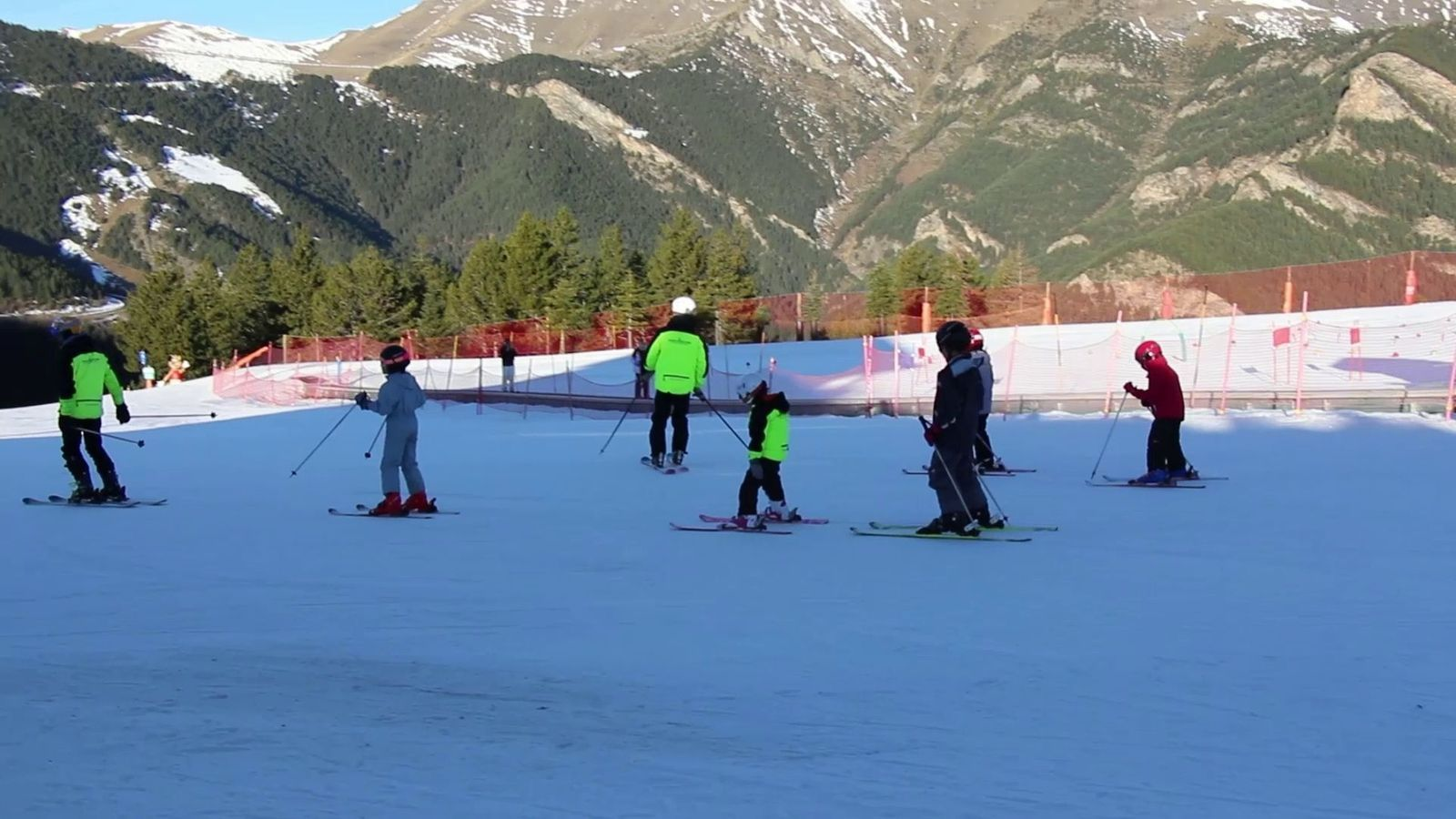 Així estan les pistes d'esquí de Pal-Arinsal