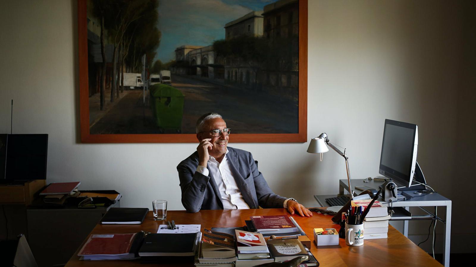 """XAVIERMELERO MERINO: """"És probable que la rebel·lió no sigui del gust dels set magistrats"""""""