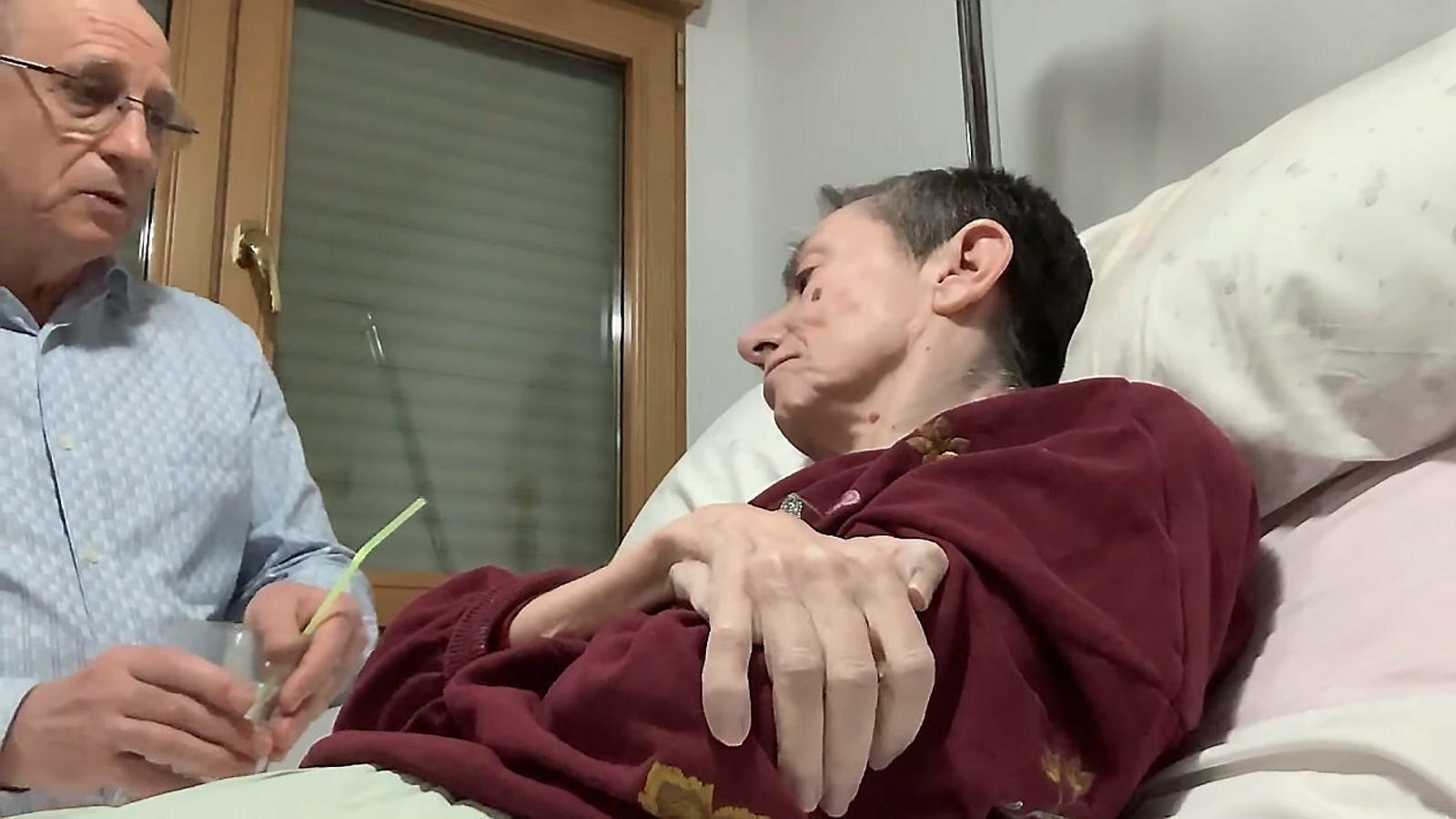 El jutge que instruïa el cas d'eutanàsia l'envia a un tribunal de violència masclista