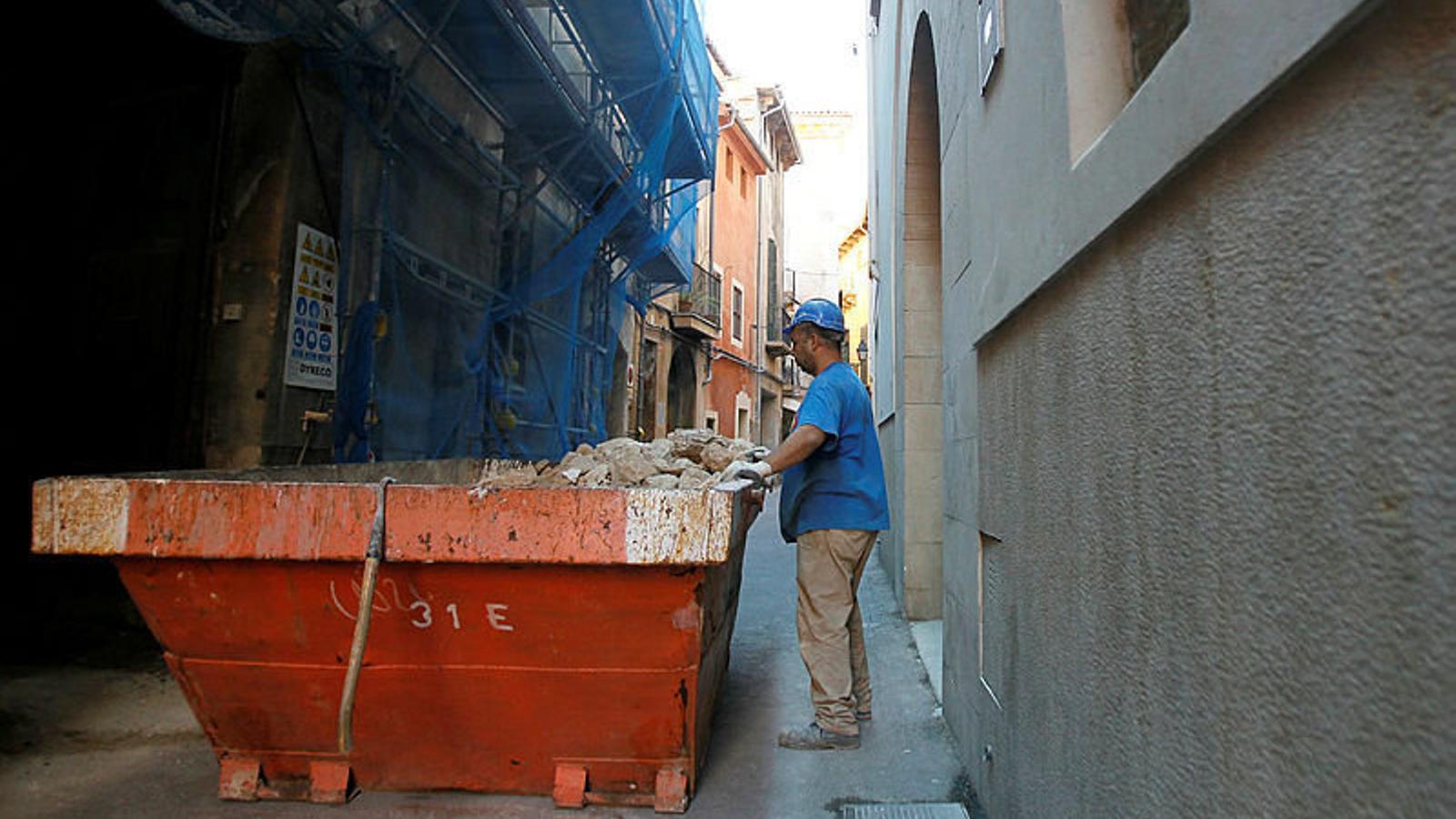 S'està generalitzant la conversió del dret del treball en dret mercantili.