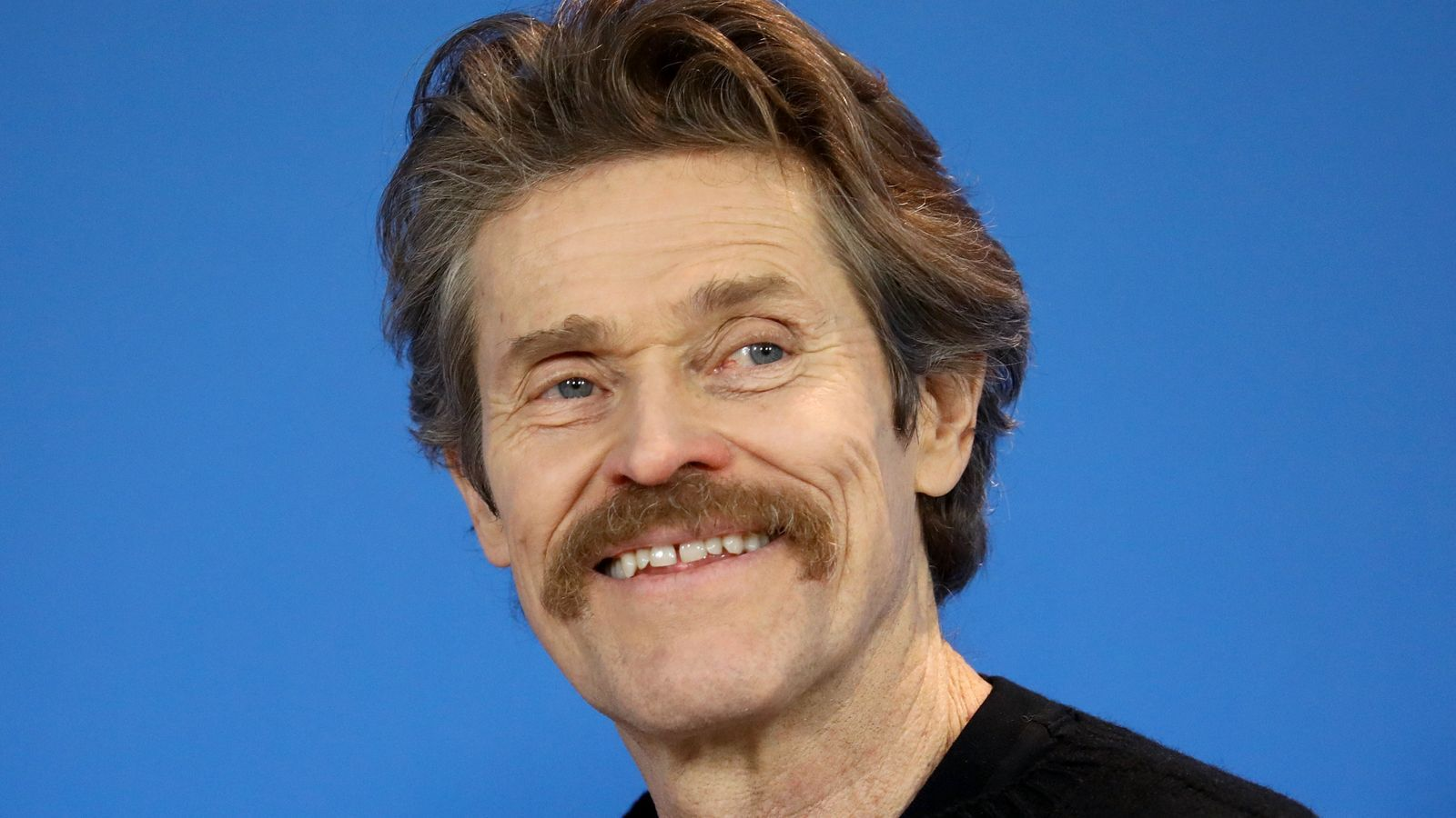 Willem Dafoe fotografiat el febrer d'aquest any a la Berlinale