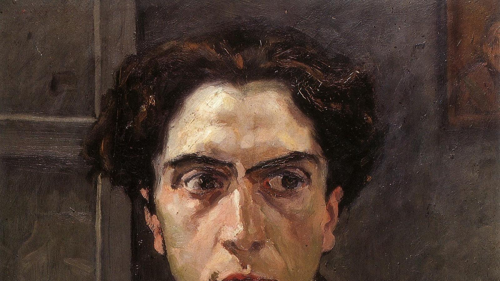 'Retrat d'Emili Fontbona', de Marià Pidelaserra
