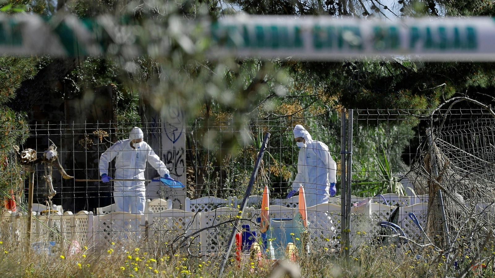 Detenen també el pare dels dos nens trobats morts ahir a prop de València
